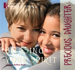 Blessing your Spirit - Precious Daughter - 8 CD set
