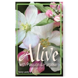 Alive with Passion and Purpose - Book