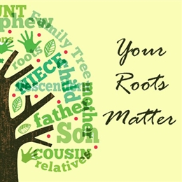 YOUR ROOTS MATTER - 3 CD Set